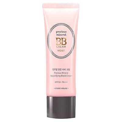 Etude House BB-крем - Precious mineral BB cream vanilla SPF50+/PA, 45г