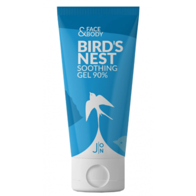J:on Гель универсальный ласточка - Face body bird's nest soothing gel, 200мл