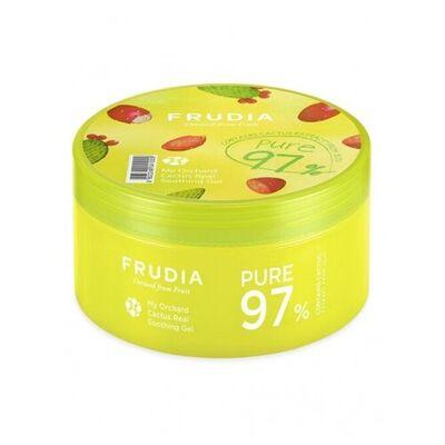 Frudia Гель универсальный для лица и тела с кактусом - My orchard real soothing gel, 300мл