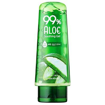 Etude House Гель универсальный с 99% содержанием алоэ вера - 99% Aloe soothing gel, 250мл