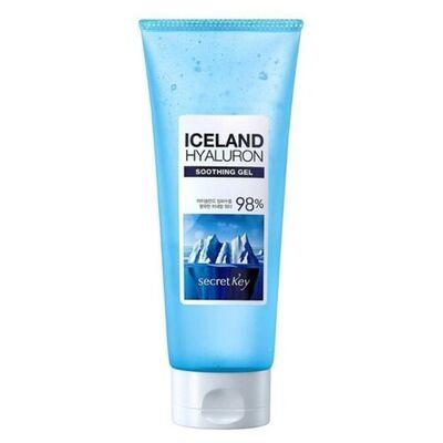Secret Key Гель для тела увлажняющий с гиалуроновой кислотой - Iceland hyaluron soothing gel, 200мл