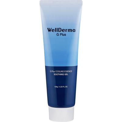 WellDerma Гель для кожи успокаивающий и охлаждающий - G Plus cooling essence soothing gel, 120г