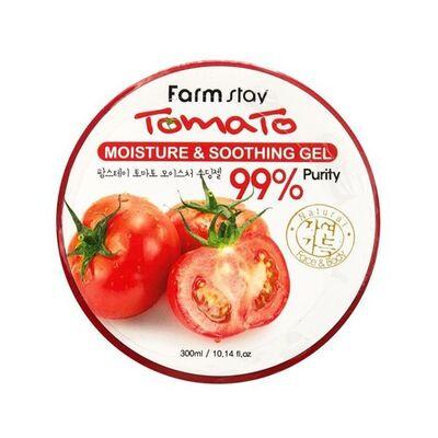 FarmStay Гель успокаивающий с экстрактом томата - Tomato moisture soothing gel, 300мл
