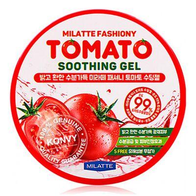 Milatte Гель для лица и тела многофункциональный - Fashiony tomato soothing gel, 300мл