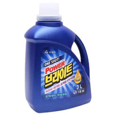 Mukunghwa Средство для стирки с ферментами - One shot! power bright liquid detergent, 3л