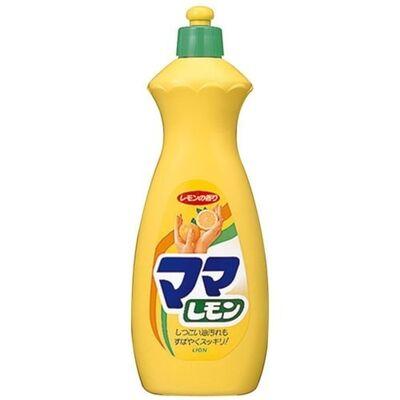 Lion Средство для мытья посуды с ароматом лимона – Mama lemon, 800мл
