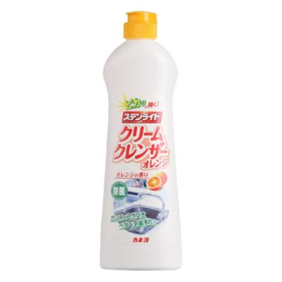 Kaneyo Крем чистящий для кухни с ароматом апельсина «экстракт бамбука», 400г