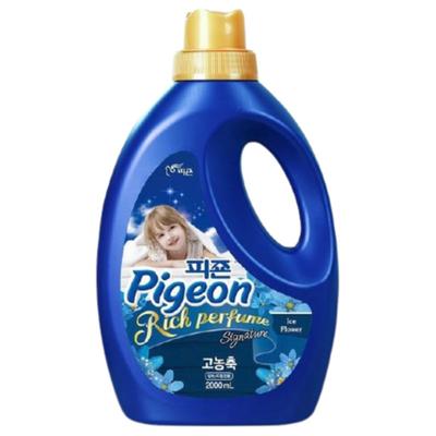 Pigeon Кондиционер для белья ароматом «ледяной цветок» - Rich perfume signature, 2л