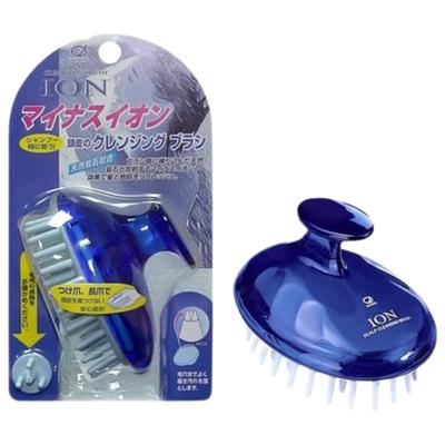 Ikemoto Щетка массажная и очищающая для кожи головы - Negative ion scalp cleansing brush