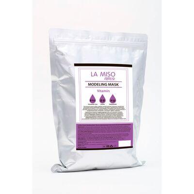La Miso Маска альгинатная витаминизирующая – Vitamin modeling mask, 1000г