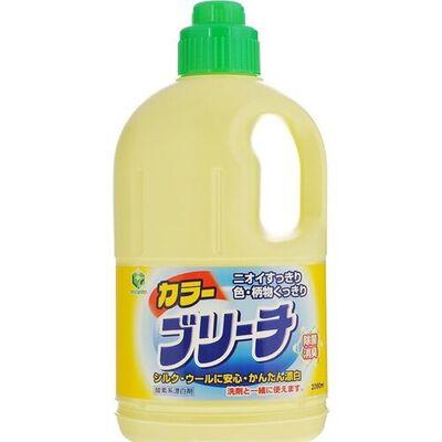 Funs Пятновыводитель для белья кислородный жидкий - Daiichi bleach, 2000мл