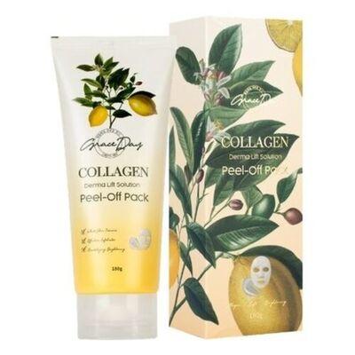 Grace Day Маска-пленка укрепляющая с коллагеном - Collagen derma lift solution peel-off pack, 180г