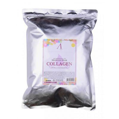 Альгинатная маска с коллагеном и гиалуроновой кислотой Anskin Modeling Mask Collagen, 1кг, Объем: 1000гр