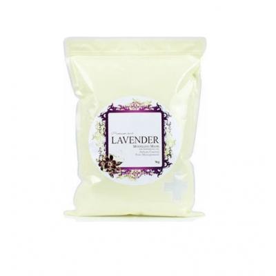 Маска альгинатная для чувствительной кожи Anskin Premium Herb Lavender Modeling Mask, 1кг, Объем: 1000гр