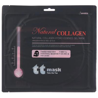 Маска для лица гидрогелевая с коллагеном Natural Collagen Hydro Essence Gel Mask, 70гр, По компонентам: Коллаген