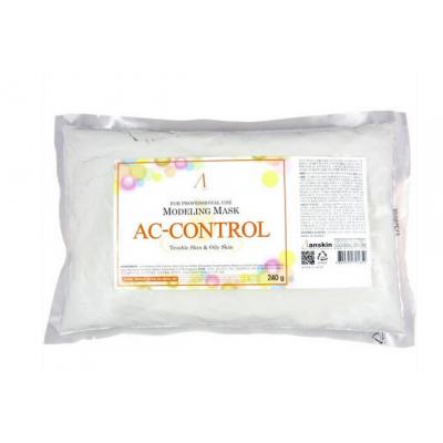 Альгинатная маска для проблемной кожи Anskin AC-Control Modeling Mask — Мягкая упаковка, 240 гр, Объем: 240гр (мягкая упаковка)