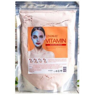 Lindsay Маска альгинатная с витаминами - Vitamin modeling mask, 240г