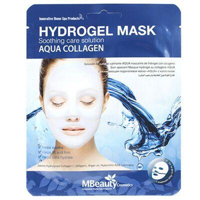 MBeauty Маска увлажняющая гидрогелевая с коллагеном - Aqua collagen hydrogel mask, 25г