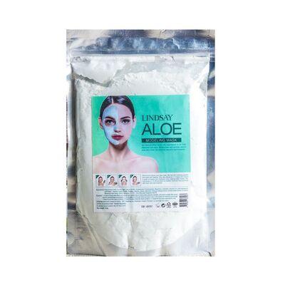 Lindsay Маска альгинатная экстрактом алоэ - Aloe modeling mask, 240г
