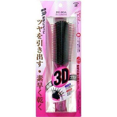 Ikemoto Расческа антистатическая для укладки волос - Du-boa 3d blow styling brush, 1шт