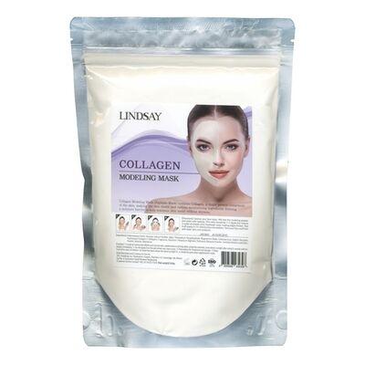 Lindsay Маска альгинатная с коллагеном - Collagen modeling mask, 240г