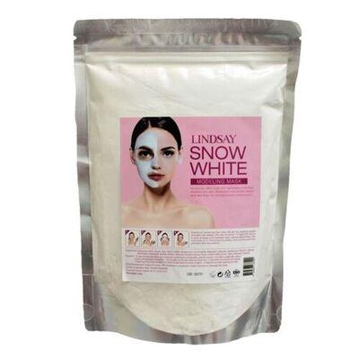 Lindsay Маска альгинатная с экстрактом жемчуга - Snow white modeling mask, 240г