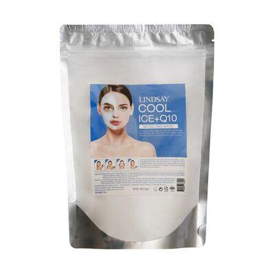 Lindsay Маска альгинатная c коэнзимом - Cool Ice+Q10 modeling mask, 240г