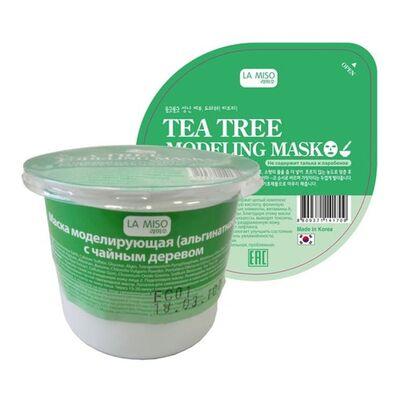 La Miso Маска альгинатная с чайным деревом - Tea tree modeling mask, 28г