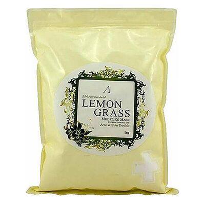 Anskin Маска альгинатная для проблемной кожи - Premium herb lemongrass modeling mask, 1кг