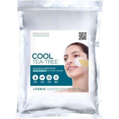 Lindsay Маска альгинатная с маслом чайного дерева - Premium cool (tea-tree) modeling mask, 1000г