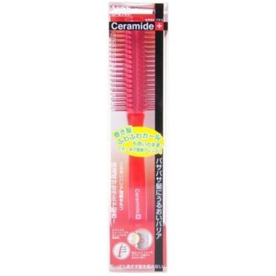 Vess Щетка массажная для увлажнения и смягчения волос с церамидами №01 - Ceramide brush, 1шт