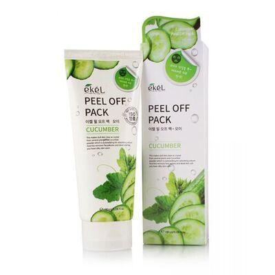Ekel Маска-пленка с экстрактом огурца - Peel off pack cucumber, 180мл