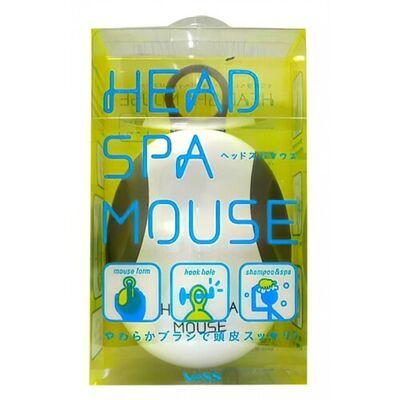 Vess Массажёр для кожи головы «компьютерная мышь» - Head spa mouse, 1шт