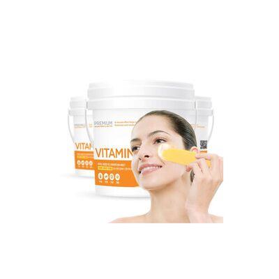 Lindsay Маска альгинатная с витаминами - Premium vitamin modeling mask (bucket), 820г
