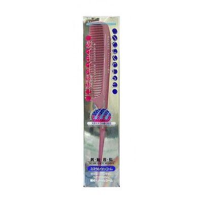 Vess Расчёска для сухих ослабленных волос с минералами горных пород - Mineralion comb brush, 1шт