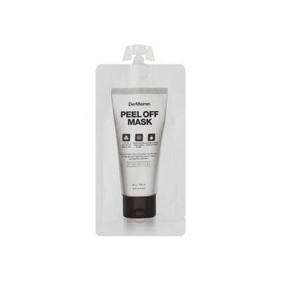 DerMeiren Маска-пленка для очищения и сужения пор - Peel off mask, 30г