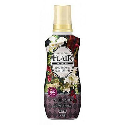 KAO Кондиционер-смягчитель с ароматом цветов и специй - Flaire fragrance sweet spice, 570мл