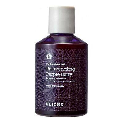 Blithe Сплэш-маска омолаживающая - Rejuvenating purple berry splash mask, 300мл