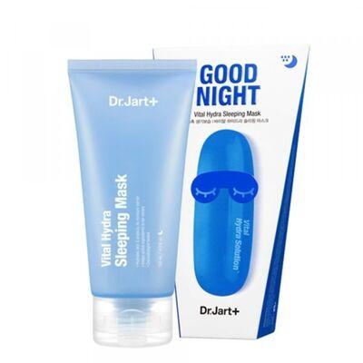Dr.Jart+ Маска ночная с гиалуроновой кислотой - Good night vital hydra sleeping mask, 120мл
