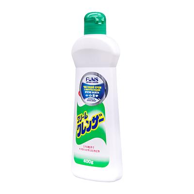 Funs Крем чистящий универсальный для кухни, ванны и туалета с микрочастицами, 400г