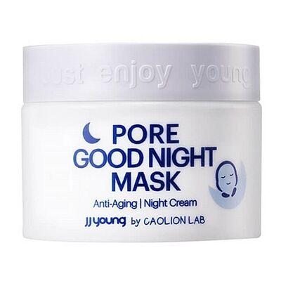 JJ Young Маска ночная для интенсивного увлажнения - Pore good night mask, 50г